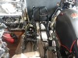 CB400Four国内408cc20号機と398ccF225号機フレーム