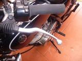 SR400クラッチレバー修正 (1)