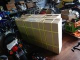 CP製機械曲げマフラー梱包用段ボール入荷211014 (1)
