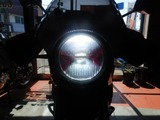 1号機ヘッドライトLED化 (3)