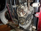 BMW R100RSエンジン始動チェック (4)