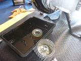 オイル交換とオイル漏れ (2)