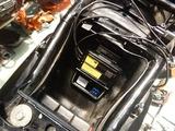 CB400SF整備とETC取付け (4)