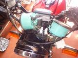 CB900Fスタッド折れ除去と整備 (2)