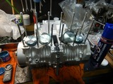 CB400F国内408ccCP20号機エンジン仕上げ (7)