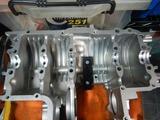 CP20号機国内408ccクランクメタルセット (2)