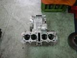 CB350FEエンジンブラスト1個目 (1)