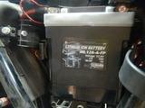 半袖一家Y様CB400F発電、充電チェック (3)