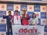 20150425鈴鹿ファン&ラン表彰台 (2)