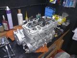 銀ちゃんレーサー用エンジン組立てその2 (3)