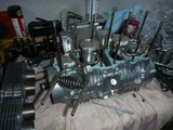 3号機エンジン組立て (3)
