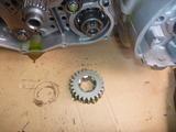 まっきーレーサー号エンジン部品取り分解 (3)