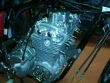 国内408エンジン組立て (2)