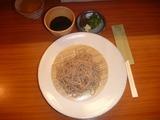 仕事サボって嫁と蕎麦デート (2)