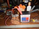 ジャイアン号用バッテリー充電