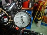 千葉H号実圧縮圧力測定 (2)