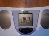 190325の体重
