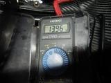 半袖一家Y様CB400F発電、充電チェック (4)