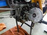 Z50Zエンジン腰上OH組立 (2)