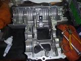 まっきー号エンジン組立て開始腰下偏 (3)