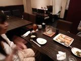 久しぶりに姫とお食事 (3)