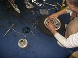 カスタムモンキーエンジン修理完了 (3)
