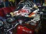 7号機ヘルメットホルダー取付け (4)