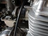 高槻O様CB400エンジン不調原因調査入庫210913 (3)