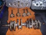 11号機用エンジン測定 (4)