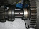 クラッチの潤滑構造 (2)