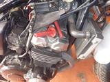 CB400SFエンジン始動20130107 (1)
