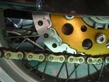 1号機のタイヤをすり減らしに (6)