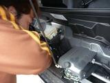 車のホーン取付け (1)