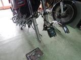 姫号応急処置修理の準備 (3)