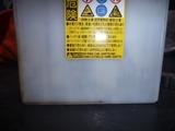 バッテリー液補充 (2)