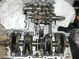 1号機エンジン仮組み