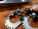 ZRX400セルモーターOH組立て (1)