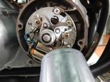 CB400F中古車両キャブレター調整エンジン始動チェック210904 (8)