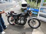 本日のご来店京都N号180806車検入庫の打合せ