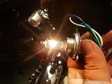 CP問題児3号継続車検整備ヘッドライトハイビーム不具合 (1)