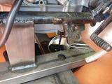 テスト用エンジンの整備