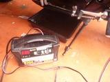 XJR400R充電完了