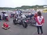岡山モトレボ決勝 (2)