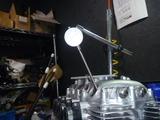 CPレーサーエンジンバルブクリアランス測定 (3)