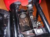 500cc化車両本格的に作業開始 (5)