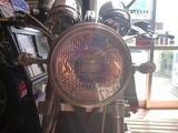銀ちゃん町乗り号ヘッドライトバルブ交換 (1)