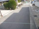 CB400F急制動テスト (1)
