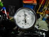 19号機実圧縮圧力測定 (2)