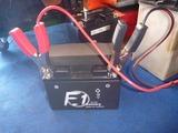1号レーサーバッテリー交換 (2)