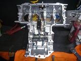 CPレーサー用エンジン3下拵え (2)